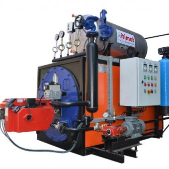 Coil Type Steam Generator